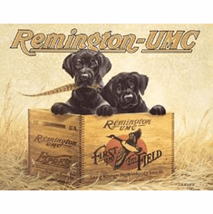 Remington - Finder's Keepers Tin Sign
