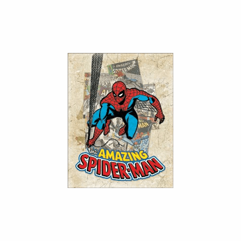 Spider-Man - Cover Splash Tin Signs
