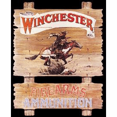 Winchester  - Express Rider Tin Sign