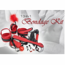 13-In-1 Bondage Kit