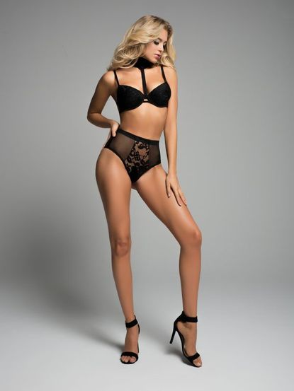 Adore A1056 The Love Story Structured Bra & Panty