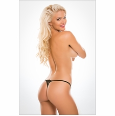Adore A1001 Lace Pixie G-String