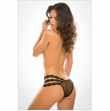 Adore A1010 Wild Orchid Sheer Panty