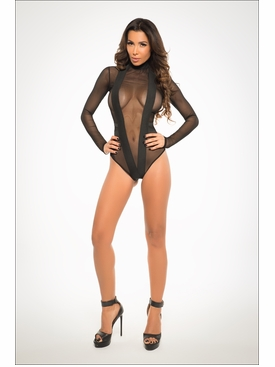Adore A1040 Irresistibly Sheer Bodysuit
