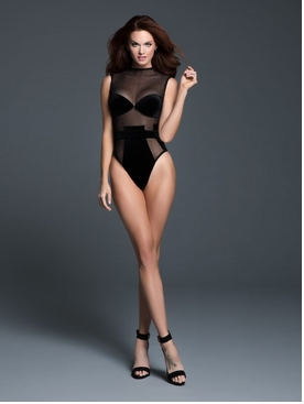 Adore A1046 The Cat Eyes Bodysuit