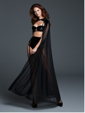 Adore A1051 The Kiss Me Again Sheer Cape