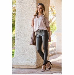 Allure 16-1007 Sexy Skin Stretch Pants