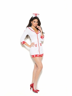 Cardiac Arrest Nurse 2 pc. Costume