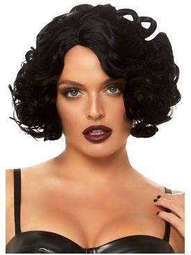 Sexy Rolepaly Curly Bob Wig