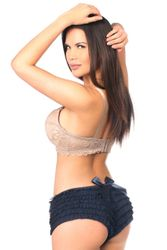 Daisy Ruffle Panty with Bow Many Colors to Size 6X