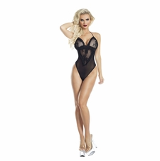 Demoiselle Bodystocking With Lace Details
