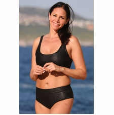 Easee Fit Black Action Full Bikini