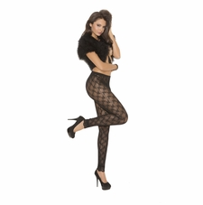 Elegant Moments 1764 Lace Leggings