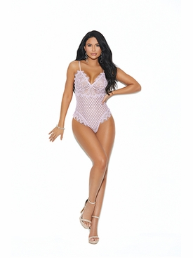 Elegant Moments 77010 Diamond Design Teddy