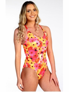 Freestyle One Piece Bathing Suit
