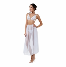 Graceful Bra, Skirt and Thong Set