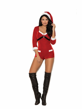 Holiday Cutie 2 Piece Roll Play Costume