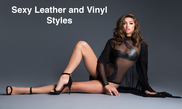 Leather and Vinyl