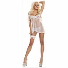 Honeymoon Honey Baby Doll Set