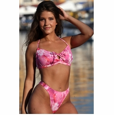 Lealia Orchid Vogue Rio Bikini Bathing Suit