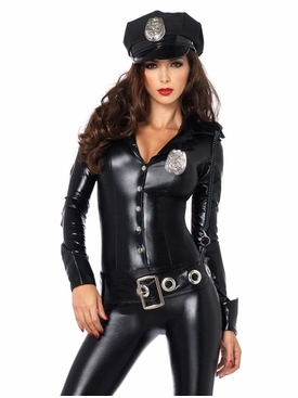 Officer Role Play Costume