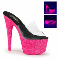 Pleaser Adore-701UVG Exotic Dancer Shoes