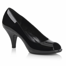 Pleaser Belle-362 Peep Toe Pump