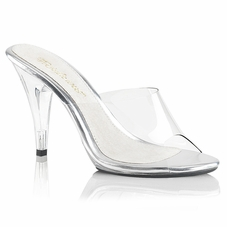 Pleaser Caress-401 Platform Slide