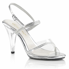 Pleaser Caress-439 Sling Back Sandal