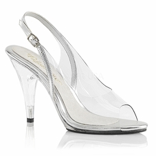Pleaser Caress-450 Sling Back Sandal
