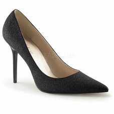 Pleaser Classique-20G Pointed Toe Pump