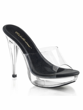 Pleaser Cocktail-501 Slide High Heel