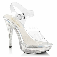 Pleaser Cocktail-508MG Ankle Strap Sandal