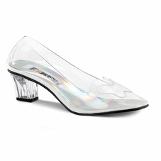 Pleaser Crystal-103 Fantasy Pump
