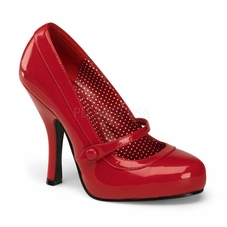 Pleaser Cutiepie-02 Hidden Platform Mary Jane Pump