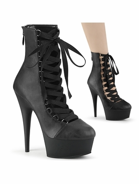 Pleaser Delight-600-29 Ankle Bootie