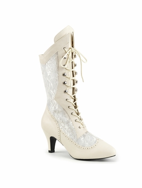 Pleaser Divine-1050 Mid-Calf High Boot
