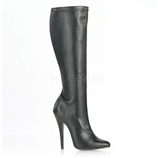 Pleaser Domina-2000 Knee High Boots