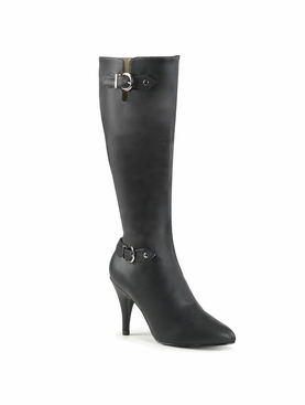 Pleaser Dream-2030 Knee Boot with Buckle