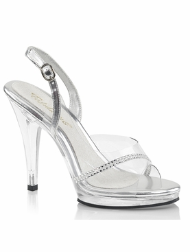 Pleaser Flair-456 Slingback Sandal