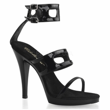 Pleaser Flair-458 Stiletto Platform Sandal