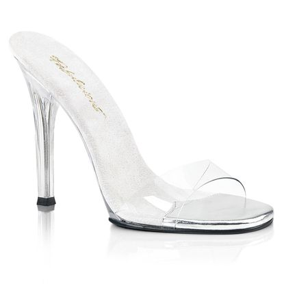 Pleaser Gala-01S Open Toe Slide