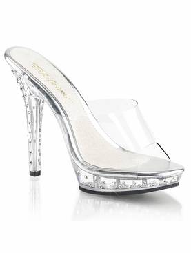Pleaser Lip-101SDT Platform Slide