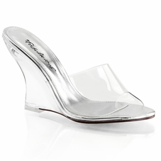Pleaser Lovely-401  Wedge Slide