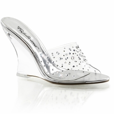Pleaser Lovely-401RS  Wedge Slide
