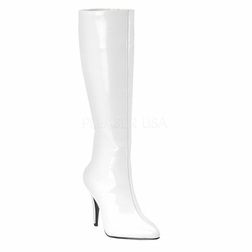 Pleaser Lust-2000 Stretch Knee High Boots