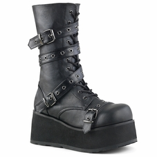 Pleaser Men's Trashville-205 Mid-Calf Boot