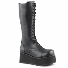 Pleaser Men's Trashville-502 Platform Knee Boot