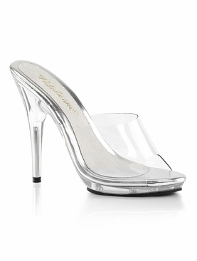 Pleaser Poise-501 Platform Slide
