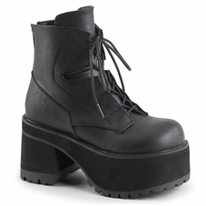 Pleaser Ranger-102 Platform Ankle Boot